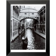 Art Cyndi Schick 'Bridge of Sighs, Venice' 18 x 14 (2369729)