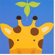 Art Yuko Lau 'Peek-a-Boo VII, Giraffe' 12 x 12 (2692404)