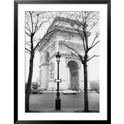 Art Ladislav Janicek 'Place Charles de Gaulle' 39 x 31 (3877622)