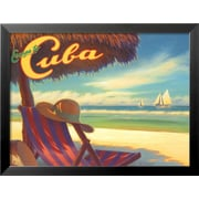 Art Kerne Erickson 'Escape to Cuba' 20 x 26 (4120846)