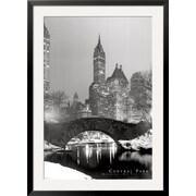 Art 'Central Park (1961)' 43 x 31 (4243137)