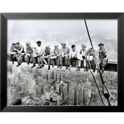 Art Charles C. Ebbets 'Lunch Atop a Skyscraper, c.1932' 18 x 22 (4830875)
