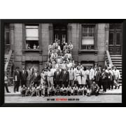 Art Art Kane 'Jazz Portrait - Harlem, New York, 1958' 26 x 37 (4833428)