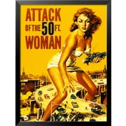 Art 'Attack of the 50 Foot Woman' 33 x 26 (4833657)