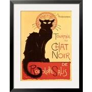 Art Theophile Alexandre Steinlen 'Tournee du Chat Noir, c.1896' 31 x 24 (4833756)