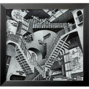Art M. C. Escher 'Relativity' 17 x 18 (4837766)