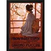 Art 'Puccini, Madama Butterfly' 26 x 19 (4911466)