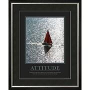 Art 'Attitude: Sailing' 31 x 25 (5339233)
