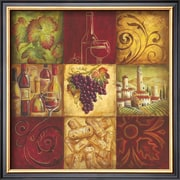 Art Gregory Gorham 'Tuscan Wine II' 13 x 13 (6571106)