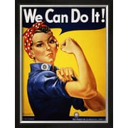 Art J. Howard Miller 'We Can Do It! (Rosie the Riveter)' 27 x 21 (6822803)
