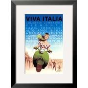 Art 'Viva Italia' 23 x 17 (7633492)