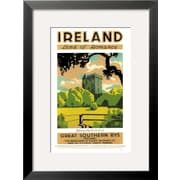 Art 'Ireland- Land Of Romance' 24 x 18 (7634536)