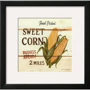 Art David Carter Brown 'Fresh Picked Sweet Corn' 19 x 19 (7670290)