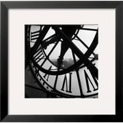 Art Tom Artin 'Orsay Clock' 19 x 19 (7673433)
