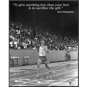 Art 'Steve Prefontaine: The Gift' 30 x 24 (8092084)