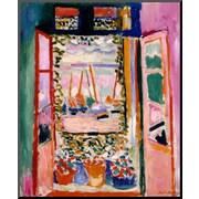 Art Henri Matisse 'Open Window, Collioure, 1905' 20 x 16 (8092331)