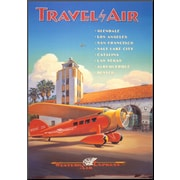 Art Kerne Erickson 'Western Air Express' 37 x 26 (8092512)