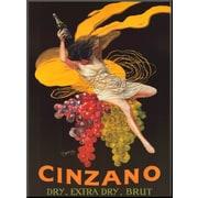 Art Leonetto Cappiello 'Asti Cinzano, c.1920' 30 x 22 (8092799)