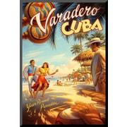 Art 'Varadero, Cuba' 12 x 8 (8092905)