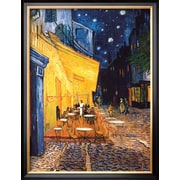 Art Vincent van Gogh 'The Cafe Terrace on the Place du Forum, Arles, at Night, c.1888' 26 x 20 (8726350)