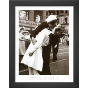 Art 'Kissing the War Goodbye (Times Square, New York City,, c.1945)' 16 x 13 (8931533)