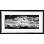 Art Ansel Adams 'Mt. McKinley Range, Clouds, Denali National Park, Alaska, 1948' 22 x 42 (8989019)