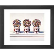 Art Wayne Thiebaud 'Three Machines, 1963' 13 x 16 (9059494)