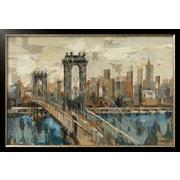 Art Silvia Vassileva 'New York View' 27 x 39 (9369333)