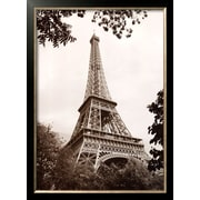 Art Jonathan Larsen 'Eiffel Tower in Spring' 31 x 23 (9369370)