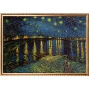 Art Vincent van Gogh 'Starry Night Over the Rhone, c.1888' 30 x 42 (9370664)