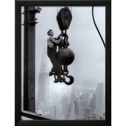 Art.com  'Construction Worker on the Empire State Building'  26 x 20 (9371370)