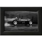 Art Jesse Alexander 'Grand Prix of Belgium 1955' 9 x 13 (9371462)