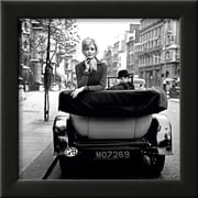 Art Georges Dambier 'Lucinda in London, 1959' 14 x 14 (9371527)