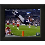 Art 'Rob Gronkowski 2011 Action' 10 x 12 (9371656)