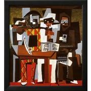 Art Pablo Picasso 'Three Musicians, c.1921' 22 x 20 (9371712)