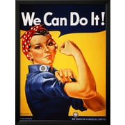 Art J. Howard Miller 'We Can Do It! (Rosie the Riveter)' 34 x 26 (9371750)
