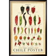 Art Elliot Miller 'The Great Chile Poster (fresh)' 38 x 26 (9371939)