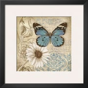 Art Conrad Knutsen 'Butterfly Garden II' 19 x 19 (9373006)