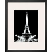 Art Cyndi Schick 'Eiffel Tower at Night' 22 x 18 (9373259)