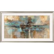 Art Silvia Vassileva 'Morning Fjord' 27 x 47 (9435158)