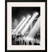 Art.com  'Sunbeams in Grand Central Station'  32 x 26 (9531495)