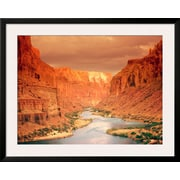 Art.com  'Grand Canyon at Sunset'  31 x 39 (10196596)