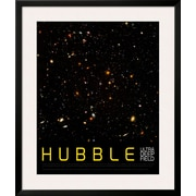 Art 'Hubble Ultra Deep Field' 38 x 32 (10199140)