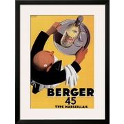Art Roland Ansieau 'Berger 45' 33 x 25 (10202053)