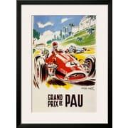 Art Geo Ham 'Grand Prix De Pau' 35 x 26 (10202197)