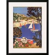 Art 'Cote d'Azur' 34 x 26 (10202683)