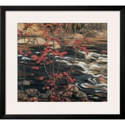 Art A. Y. Jackson 'The Red Maple' 27 x 30 (10204312)