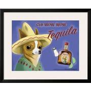Art Brian Rubenacker 'Chi Wow Wow Tequila' 26 x 32 (10204464)