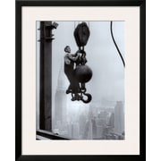 Art.com  'Construction Worker on the Empire State Building'  32 x 26 (10204818)