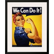 Art J. Howard Miller 'We Can Do It! (Rosie the Riveter)' 32 x 26 (10204890)